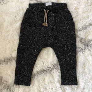 Zara baby boy harem sweatpants